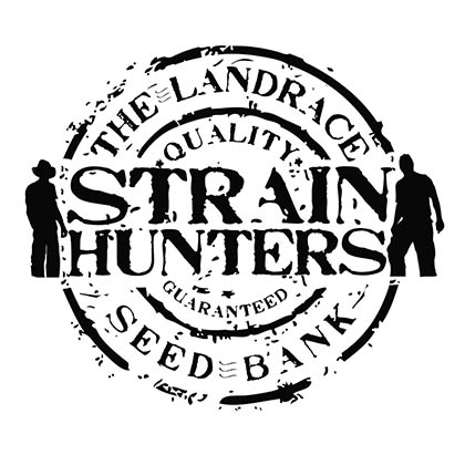 Strain Hunters Logo