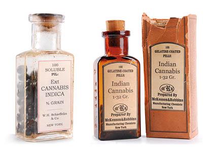geschiedenis cannabis vroeger medicinaal