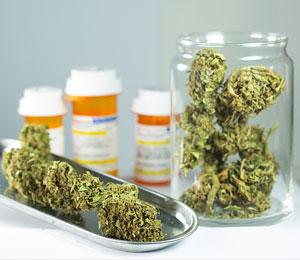 Medicinale cannabis voor het bestrijden van medische klachten.