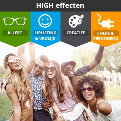 High - Psychische effecten van cannabis