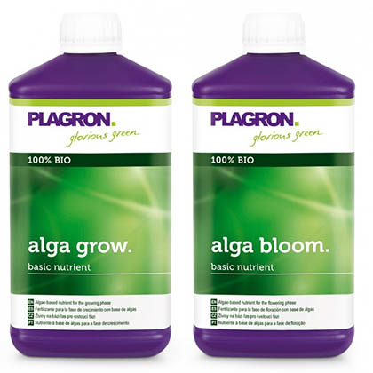 voeding plagron wietplant