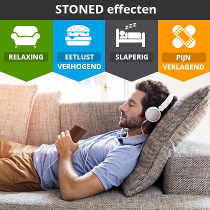 Stoned - Lichamelijke effecten van cannabis