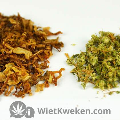 wiet en tabak